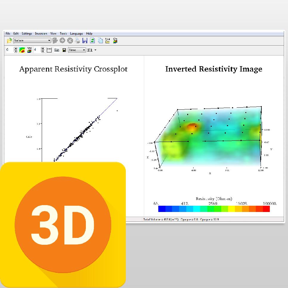 AGI EarthImager 3D
